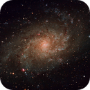 M33 unguided,                                rms401