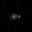M51 ,                                Daniele Cammarata