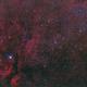 IC1318, Sadr and NGC6888, from italian western alps!,                                Gianni Cerrato