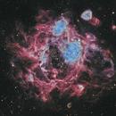 LHA 120-N 11 Nebulae zone,                                Michel Lakos M.