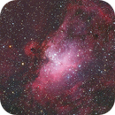 M16 the Eagle Nebula,                                Zhang_Yixing