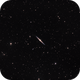 NGC 4565,                                Mark Minor