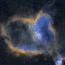 Heart Nebula SHO,                                Dasidius