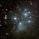M45 Pleiades,                                Starman609