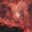 IC1805 - Heart Nebula,                                Joe Santacroce