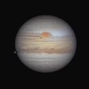 Jupiter & io,                                Stefano Quaresima