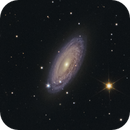 NGC 2841 Galaxy in UMa at very good seeing using drizzling,                                Stephan Linhart