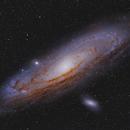 Andromeda Galaxy, M 31,                                Yungshih Lee