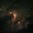 SH2-155 Cave Nebula,                                Adriano Inghes