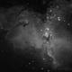 The Eagle Nebula,                                 degrbi