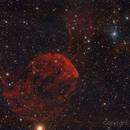 Jellyfish Nebula,                                Stephen Migol