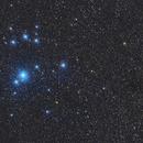 Southern Pleiades IC 2602,                                Frank