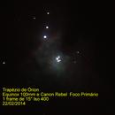 TRAPÉZIO DE ORION,                                Paulo Roberto Furlan