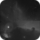 DRAFT: Two Panel B33 (HorseHead Nebula),                                Ryan Haveson