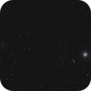 NGC 5024 (M 53) and NGC 5053,                                don_iguanodon