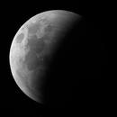 Moon eclips of Jan 21 2019,                                Andre van Zegveld