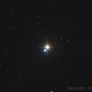 The Double Star Albireo,                                Hap Griffin