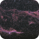 Eastern Veil and Pickerings Triangle - QHY600 - Esprit 150 - LHaRGB,                                Eric Walden