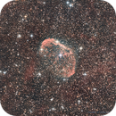 NGC6888, the Crescent Nebula [Drizzled x2],                                Vincent Bchm