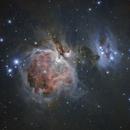 Orion Nebula,                                photoman888