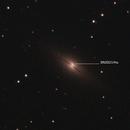 NGC 7814 The Little Sombrero Galaxy with SN2021rhu,                                Benjamin Birr