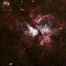 Eta Carinae Nebula,                                Adam Rosner