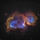 Soul nebula ,                                Manuel Huss