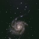 M101 - Pinwheel Galaxy,                                Eric Watson