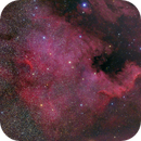 NGC7000,                                Kai Yang