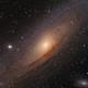 M31 The Andromeda Galaxy,                                Murtsi