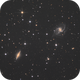 NGC5908 NGC5905,                                Станция Албирео