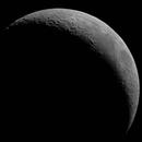 Waxing Crescent Moon,                                ashley
