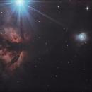 NGC 2024 - Flame Nebula - 141217,                                Jorge stockler de moraes