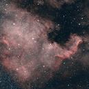 NGC 7000 (North America Nebula),                                André Bremer