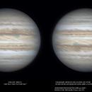 Júpiter  2020-8-5  21:05,3 UT,                                ortzemuga