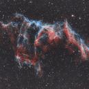 Network Nebula in HOO,                                Anca and Ioan Ast...