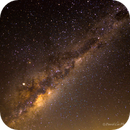 Milky Way Core,                                coxydave