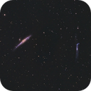 Whale Galaxy,                                Matthieu BUI