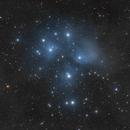 M45 - Pleiades,                                Tom914
