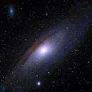 M31 with guiding,                                UlfG