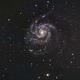 The Pinwheel Galaxy,                                Björn Bövers