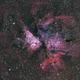 Eta Carina NGC 3372,                                Andre