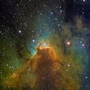 Sh2-155 The Cave Nebula,                                APshooter