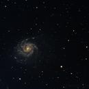 M101 avec Equinox 120 et Canon EOS 40D,                                Obiwan