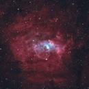 NGC7635 Bubble Nebula,                                Graem Lourens