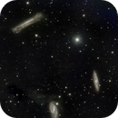 Leo Triplet Galaxies,                                Davide Fiore