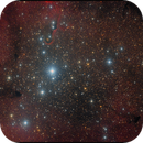 OC and Dust - IC1396,                                  Gottfried Meissner