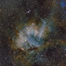 SH2 132 The Lion Nebula,                                jamiecflinn