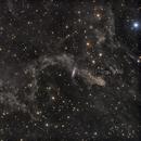 NGC7497 and FLux Nebula,                                Nik Coli