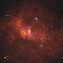 Bubble Nebula Bicolor,                                Maniersch